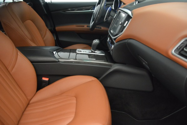 Used 2014 Maserati Ghibli S Q4 for sale Sold at Alfa Romeo of Greenwich in Greenwich CT 06830 24