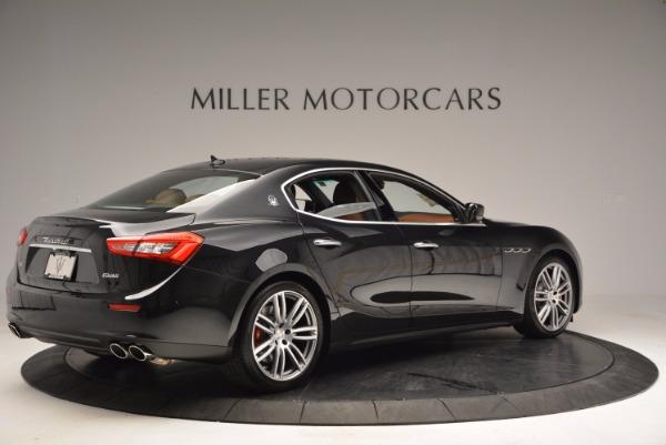 Used 2014 Maserati Ghibli S Q4 for sale Sold at Alfa Romeo of Greenwich in Greenwich CT 06830 8