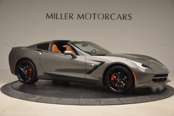 Used 2015 Chevrolet Corvette Stingray Z51 for sale Sold at Alfa Romeo of Greenwich in Greenwich CT 06830 10