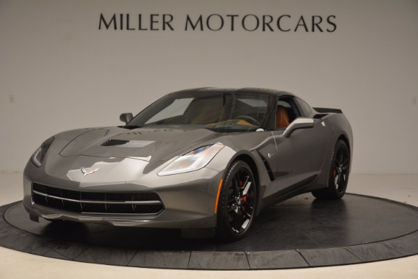 Used 2015 Chevrolet Corvette Stingray Z51 for sale Sold at Alfa Romeo of Greenwich in Greenwich CT 06830 13