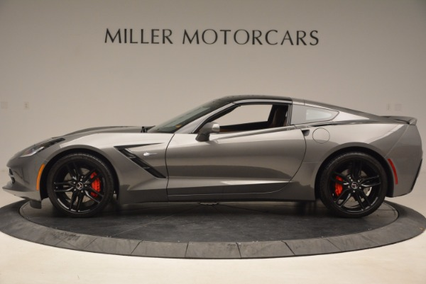 Used 2015 Chevrolet Corvette Stingray Z51 for sale Sold at Alfa Romeo of Greenwich in Greenwich CT 06830 15