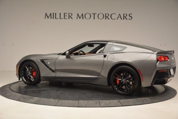 Used 2015 Chevrolet Corvette Stingray Z51 for sale Sold at Alfa Romeo of Greenwich in Greenwich CT 06830 16