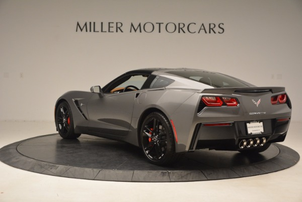 Used 2015 Chevrolet Corvette Stingray Z51 for sale Sold at Alfa Romeo of Greenwich in Greenwich CT 06830 17