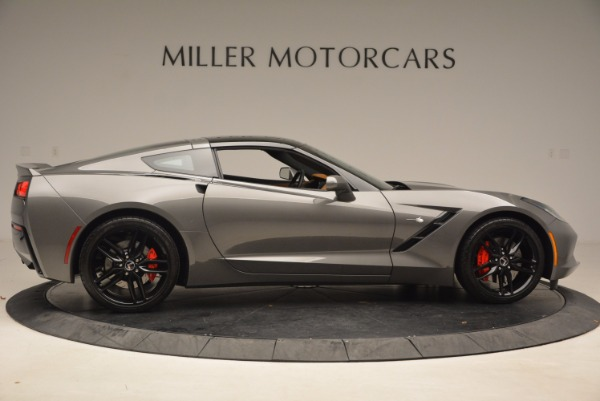 Used 2015 Chevrolet Corvette Stingray Z51 for sale Sold at Alfa Romeo of Greenwich in Greenwich CT 06830 21