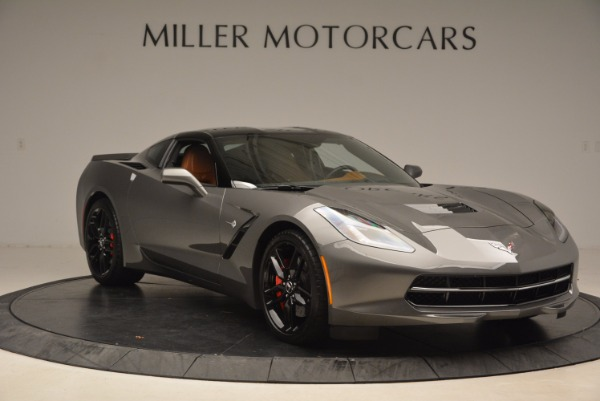 Used 2015 Chevrolet Corvette Stingray Z51 for sale Sold at Alfa Romeo of Greenwich in Greenwich CT 06830 23