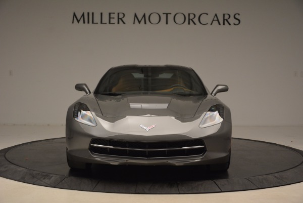 Used 2015 Chevrolet Corvette Stingray Z51 for sale Sold at Alfa Romeo of Greenwich in Greenwich CT 06830 24