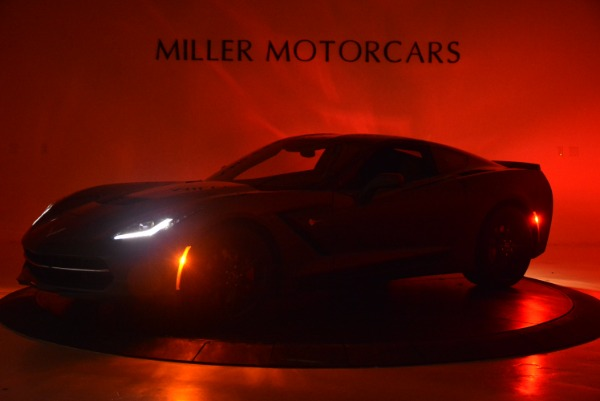 Used 2015 Chevrolet Corvette Stingray Z51 for sale Sold at Alfa Romeo of Greenwich in Greenwich CT 06830 27