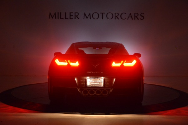 Used 2015 Chevrolet Corvette Stingray Z51 for sale Sold at Alfa Romeo of Greenwich in Greenwich CT 06830 28