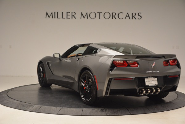 Used 2015 Chevrolet Corvette Stingray Z51 for sale Sold at Alfa Romeo of Greenwich in Greenwich CT 06830 5