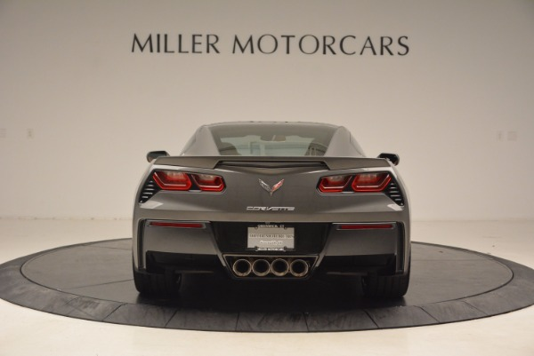 Used 2015 Chevrolet Corvette Stingray Z51 for sale Sold at Alfa Romeo of Greenwich in Greenwich CT 06830 6