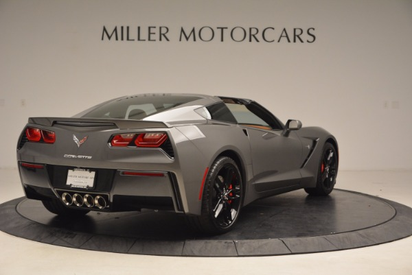 Used 2015 Chevrolet Corvette Stingray Z51 for sale Sold at Alfa Romeo of Greenwich in Greenwich CT 06830 7