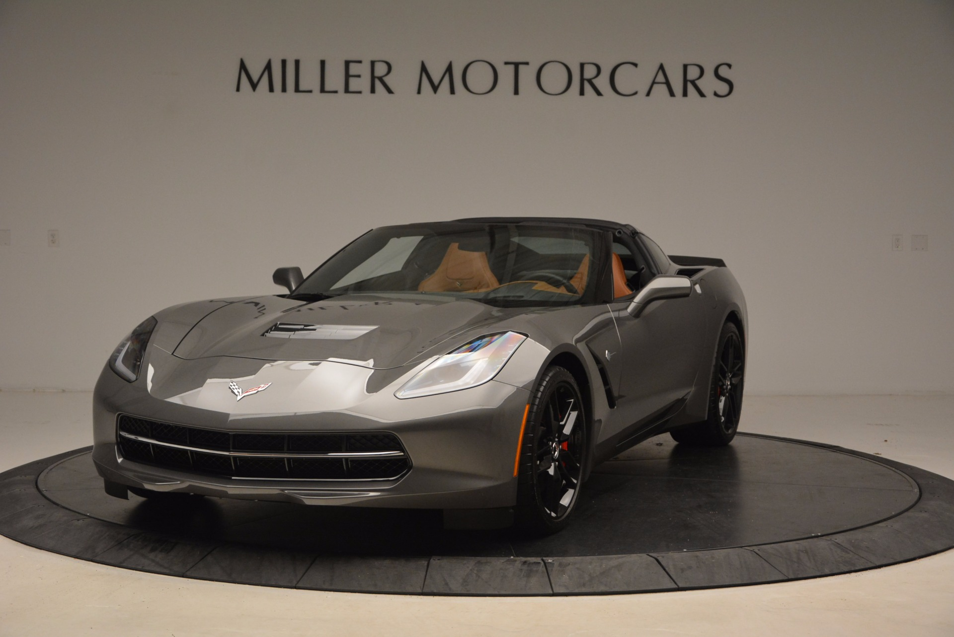 Used 2015 Chevrolet Corvette Stingray Z51 for sale Sold at Alfa Romeo of Greenwich in Greenwich CT 06830 1