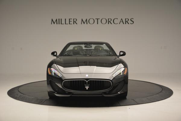 New 2017 Maserati GranTurismo Convertible Sport for sale Sold at Alfa Romeo of Greenwich in Greenwich CT 06830 18