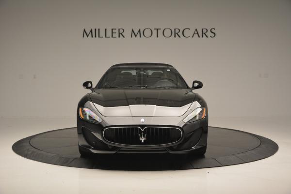 New 2017 Maserati GranTurismo Convertible Sport for sale Sold at Alfa Romeo of Greenwich in Greenwich CT 06830 19