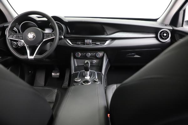Used 2018 Alfa Romeo Stelvio Q4 for sale Sold at Alfa Romeo of Greenwich in Greenwich CT 06830 17