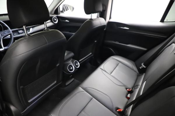 Used 2018 Alfa Romeo Stelvio Q4 for sale Sold at Alfa Romeo of Greenwich in Greenwich CT 06830 20