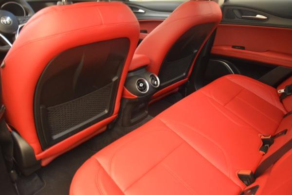 New 2018 Alfa Romeo Stelvio Ti Q4 for sale Sold at Alfa Romeo of Greenwich in Greenwich CT 06830 16