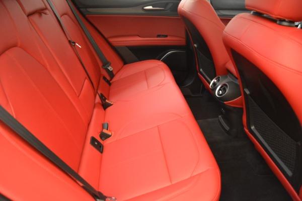 New 2018 Alfa Romeo Stelvio Ti Q4 for sale Sold at Alfa Romeo of Greenwich in Greenwich CT 06830 23