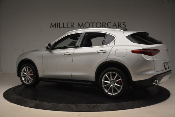 New 2018 Alfa Romeo Stelvio Ti Q4 for sale Sold at Alfa Romeo of Greenwich in Greenwich CT 06830 4