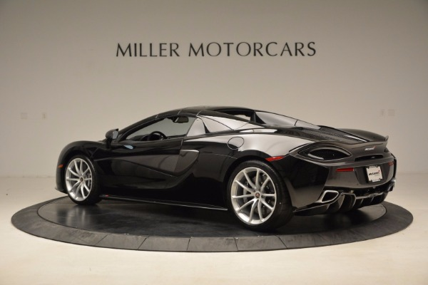 New 2018 McLaren 570S Spider for sale Sold at Alfa Romeo of Greenwich in Greenwich CT 06830 17