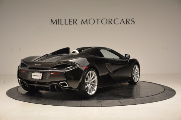New 2018 McLaren 570S Spider for sale Sold at Alfa Romeo of Greenwich in Greenwich CT 06830 7