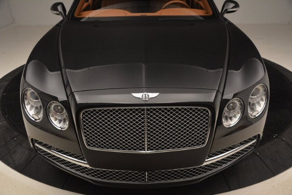 Used 2014 Bentley Flying Spur W12 for sale Sold at Alfa Romeo of Greenwich in Greenwich CT 06830 18