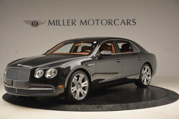 Used 2014 Bentley Flying Spur W12 for sale Sold at Alfa Romeo of Greenwich in Greenwich CT 06830 2