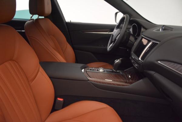 New 2018 Maserati Levante Q4 GranLusso for sale Sold at Alfa Romeo of Greenwich in Greenwich CT 06830 22