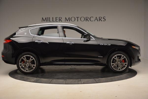 New 2018 Maserati Levante Q4 GranLusso for sale Sold at Alfa Romeo of Greenwich in Greenwich CT 06830 9