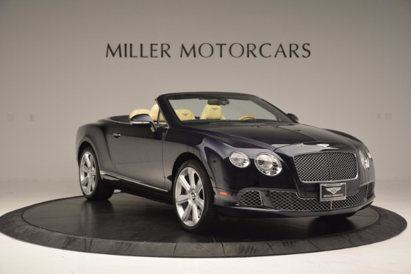 Used 2012 Bentley Continental GTC for sale Sold at Alfa Romeo of Greenwich in Greenwich CT 06830 11