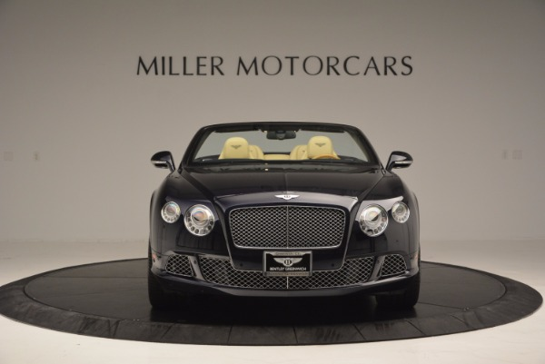 Used 2012 Bentley Continental GTC for sale Sold at Alfa Romeo of Greenwich in Greenwich CT 06830 12