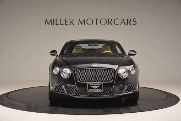 Used 2012 Bentley Continental GTC for sale Sold at Alfa Romeo of Greenwich in Greenwich CT 06830 13