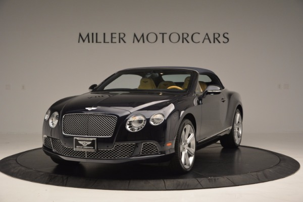Used 2012 Bentley Continental GTC for sale Sold at Alfa Romeo of Greenwich in Greenwich CT 06830 14