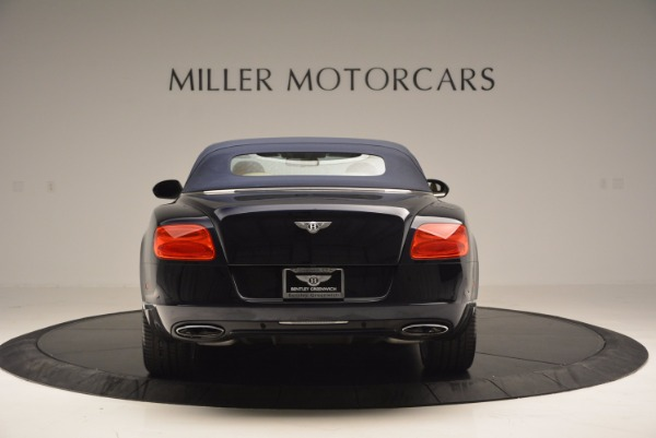 Used 2012 Bentley Continental GTC for sale Sold at Alfa Romeo of Greenwich in Greenwich CT 06830 19