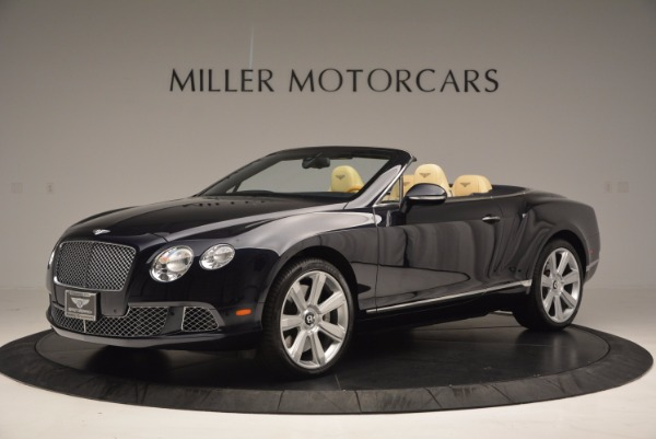 Used 2012 Bentley Continental GTC for sale Sold at Alfa Romeo of Greenwich in Greenwich CT 06830 2
