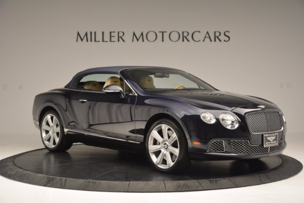 Used 2012 Bentley Continental GTC for sale Sold at Alfa Romeo of Greenwich in Greenwich CT 06830 23