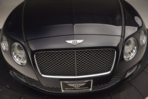 Used 2012 Bentley Continental GTC for sale Sold at Alfa Romeo of Greenwich in Greenwich CT 06830 25