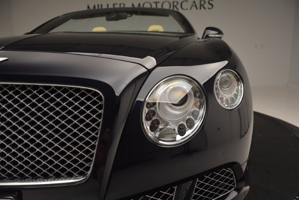 Used 2012 Bentley Continental GTC for sale Sold at Alfa Romeo of Greenwich in Greenwich CT 06830 26