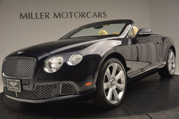 Used 2012 Bentley Continental GTC for sale Sold at Alfa Romeo of Greenwich in Greenwich CT 06830 28