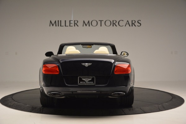 Used 2012 Bentley Continental GTC for sale Sold at Alfa Romeo of Greenwich in Greenwich CT 06830 6