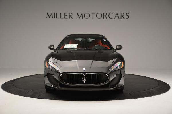 New 2016 Maserati GranTurismo Convertible MC for sale Sold at Alfa Romeo of Greenwich in Greenwich CT 06830 12