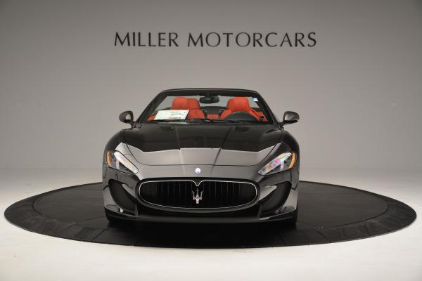 New 2016 Maserati GranTurismo Convertible MC for sale Sold at Alfa Romeo of Greenwich in Greenwich CT 06830 13