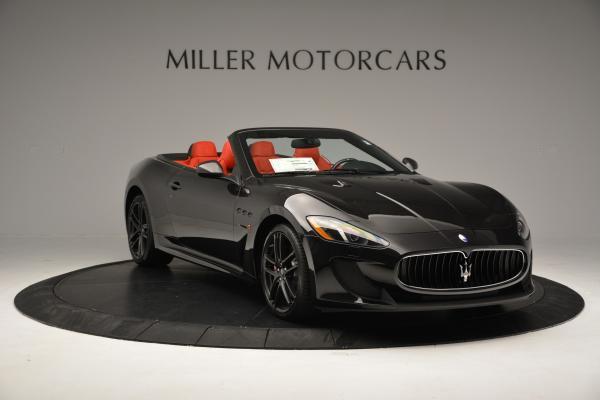 New 2016 Maserati GranTurismo Convertible MC for sale Sold at Alfa Romeo of Greenwich in Greenwich CT 06830 19