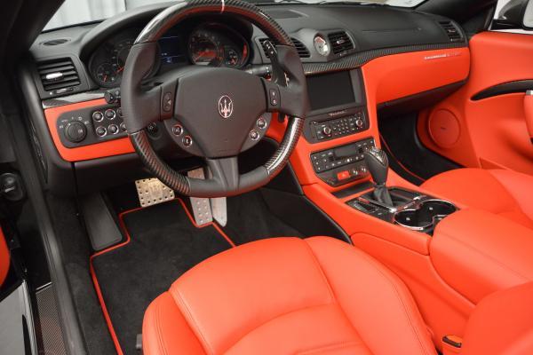 New 2016 Maserati GranTurismo Convertible MC for sale Sold at Alfa Romeo of Greenwich in Greenwich CT 06830 20