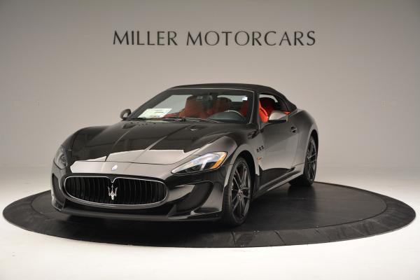 New 2016 Maserati GranTurismo Convertible MC for sale Sold at Alfa Romeo of Greenwich in Greenwich CT 06830 8