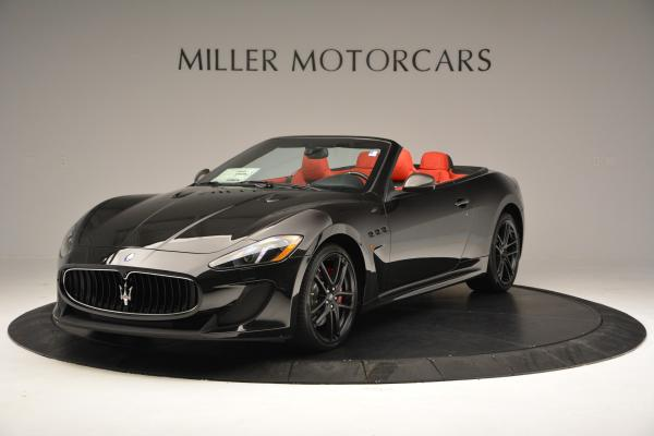 New 2016 Maserati GranTurismo Convertible MC for sale Sold at Alfa Romeo of Greenwich in Greenwich CT 06830 1