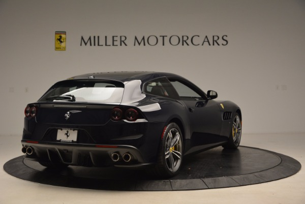 Used 2017 Ferrari GTC4Lusso for sale Sold at Alfa Romeo of Greenwich in Greenwich CT 06830 7
