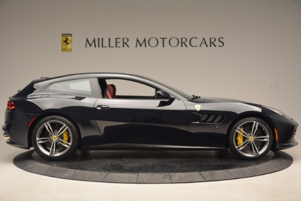 Used 2017 Ferrari GTC4Lusso for sale Sold at Alfa Romeo of Greenwich in Greenwich CT 06830 9