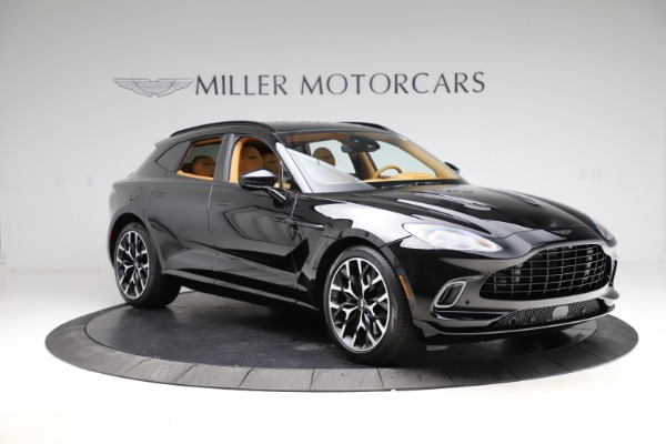 New 2020 Aston Martin DBX SUV for sale Call for price at Alfa Romeo of Greenwich in Greenwich CT 06830 10
