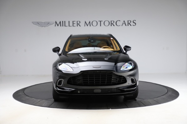 New 2020 Aston Martin DBX SUV for sale Call for price at Alfa Romeo of Greenwich in Greenwich CT 06830 11